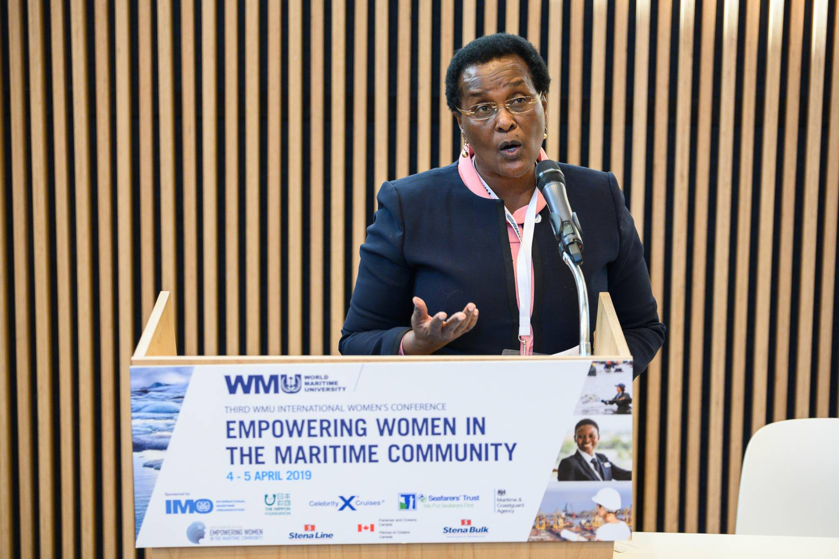 Women in the Maritime Sector in Eastern and Southern Africa